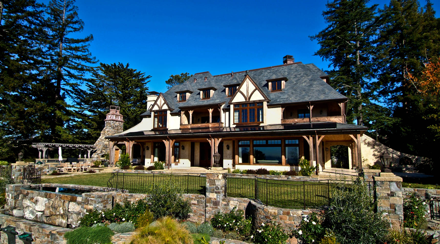 Piedmont Estate Home