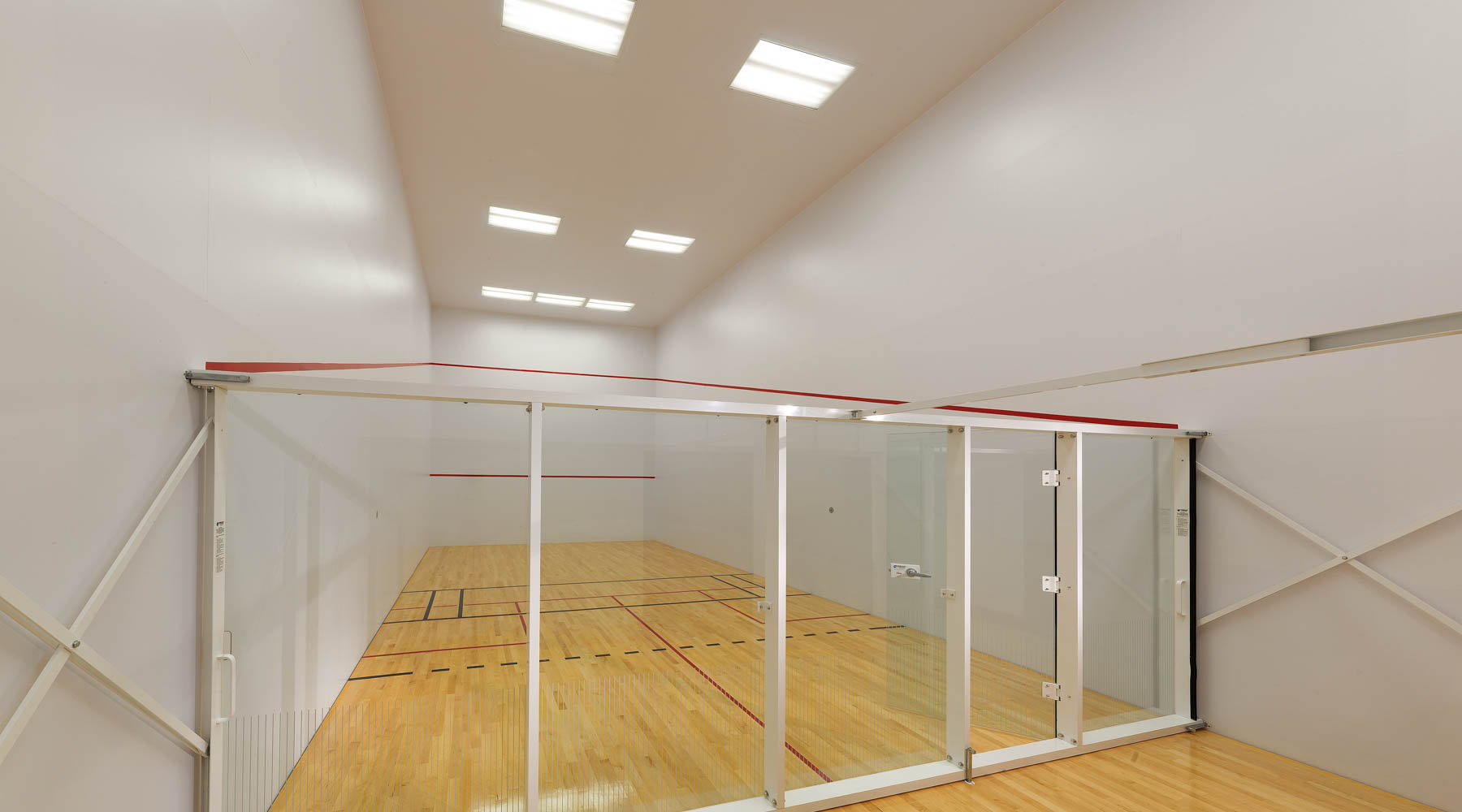 Residential Sports Facility